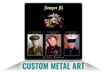 Custom Metal Art
