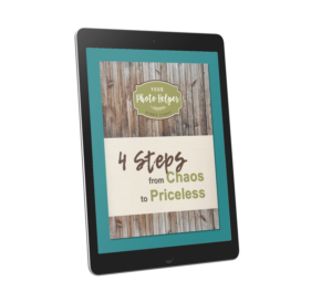 FREE Guide - 4 steps from Chaos to Priceless
